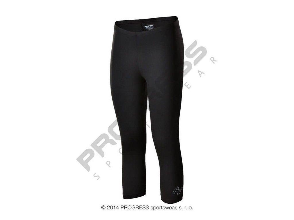 Progress FLORIDA 3Q dámské sportovní fitness 3/4 legíny (Varianta XL)