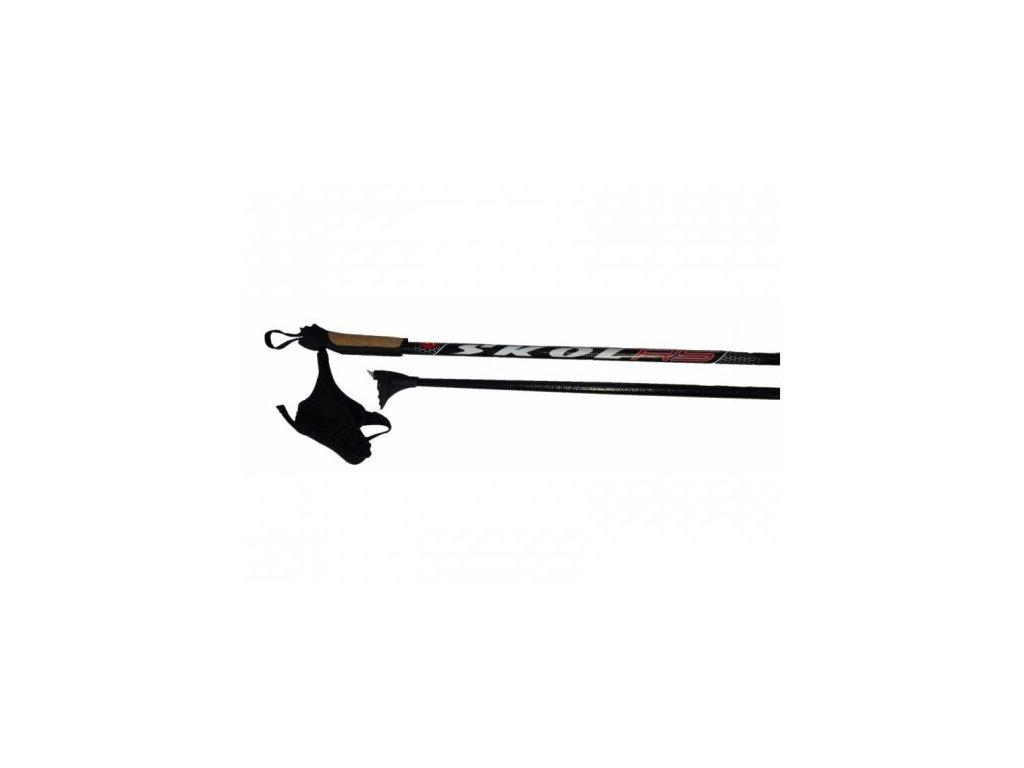 Hole běžecké SKOL Skate 150-175cm