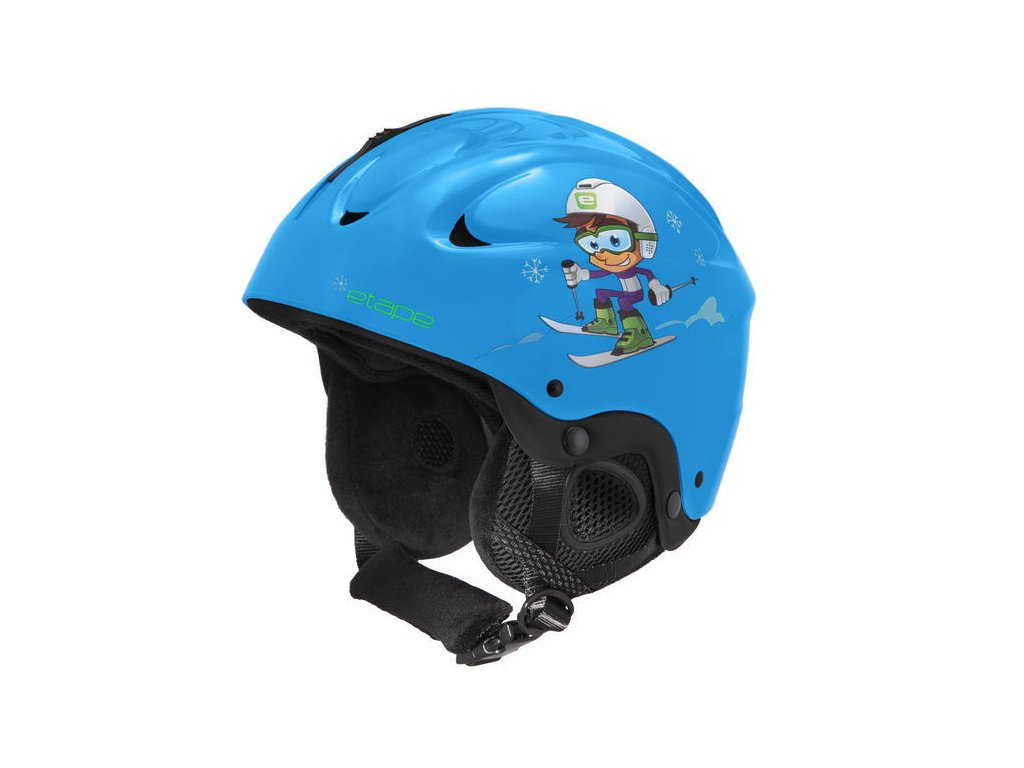 Dětská lyžařská helma Etape Gemini, modrá