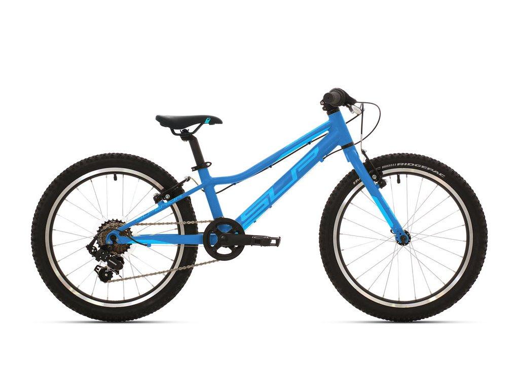 Dětské kolo Superior RACER XC 20 Matte Blue/Neon Blue 2020