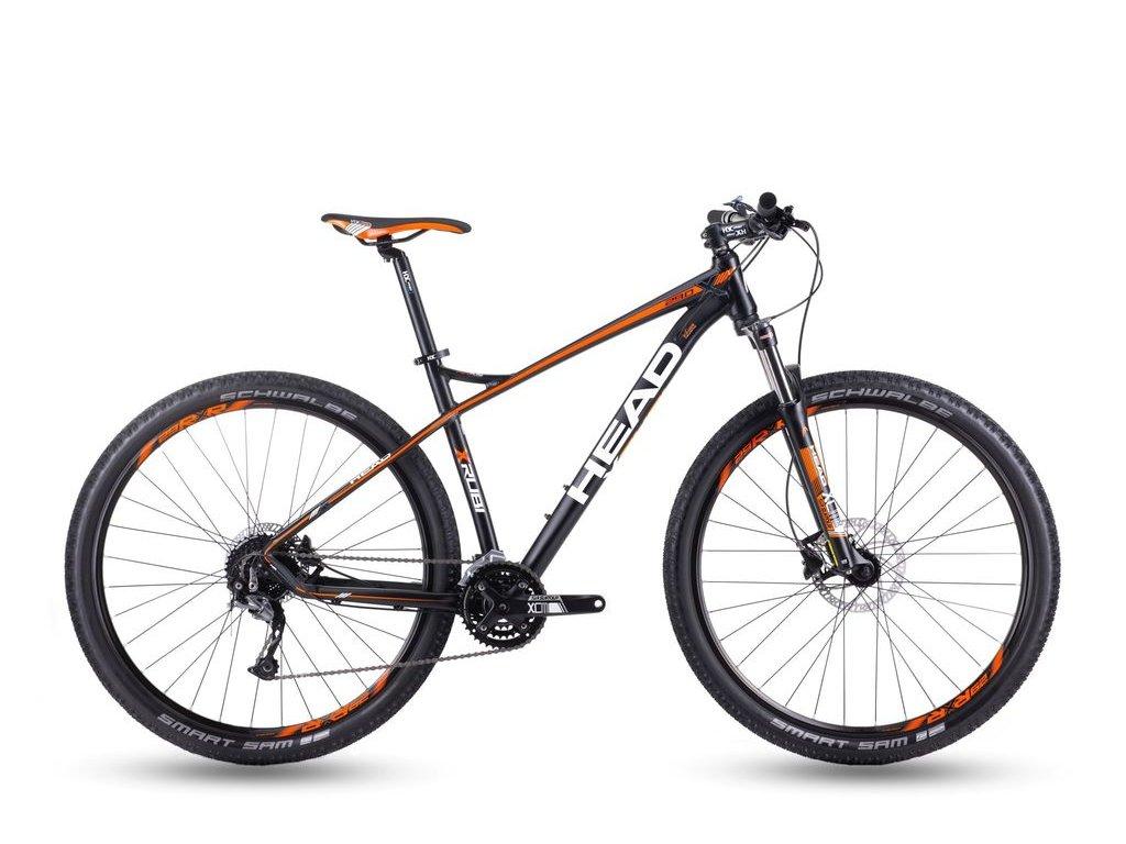 "HEAD X-Rubi I 29"" black matt/orange 2020"