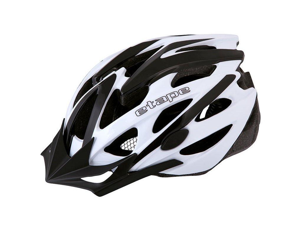 Helma na kolo Etape Biker, černá