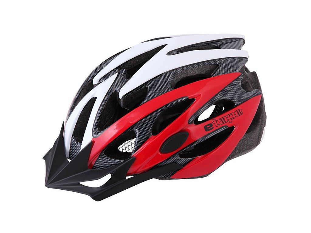 Helma na kolo Etape Biker, červená