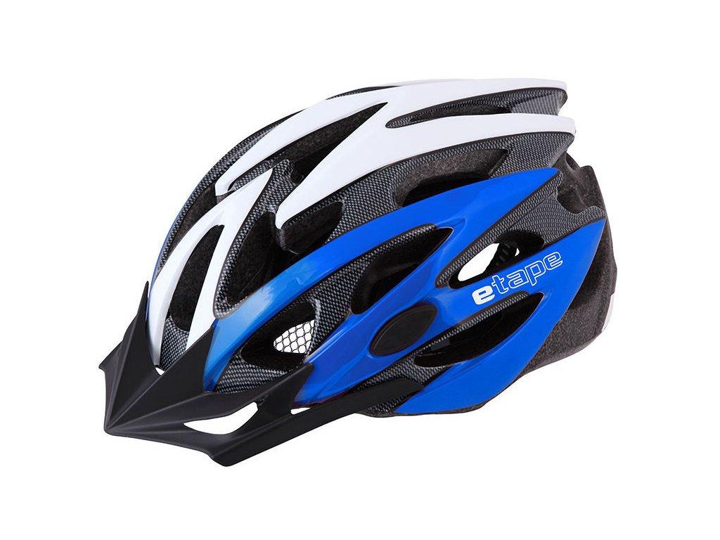 Helma na kolo Etape Biker, modrá
