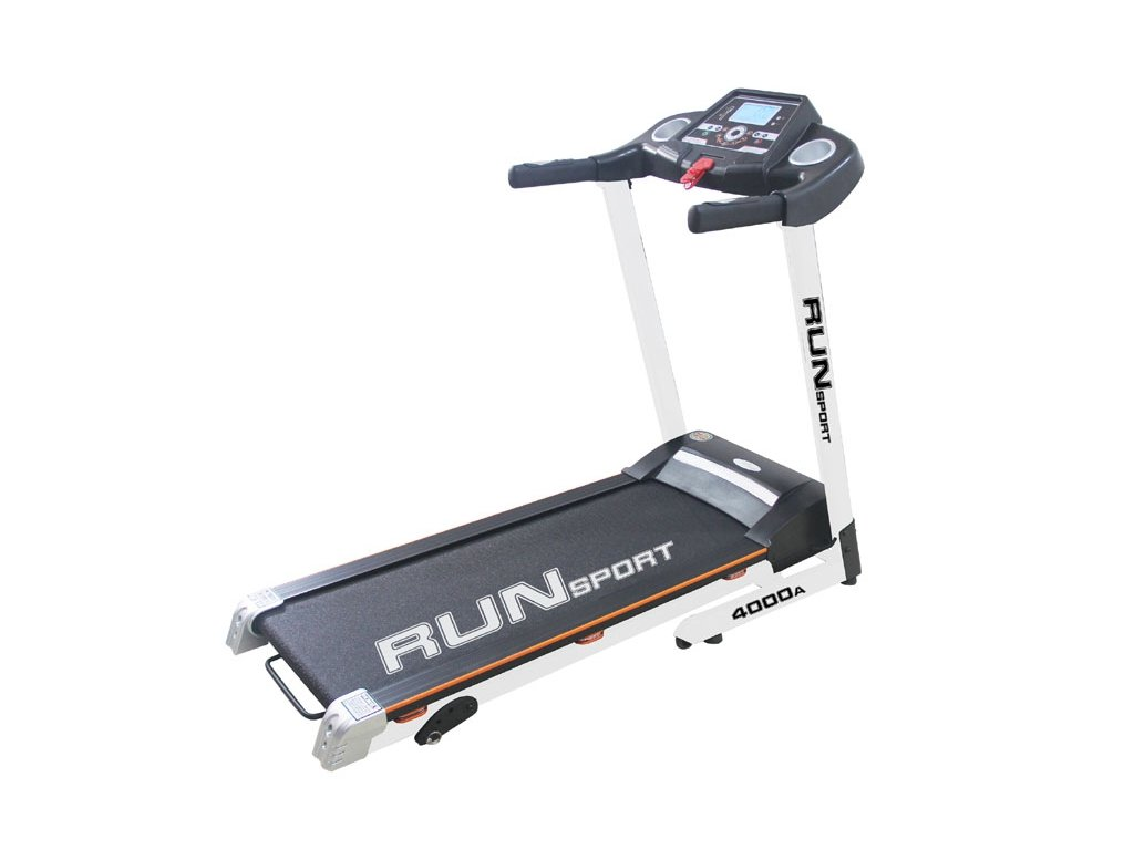 Běžecký pás s manuálním náklonem GB4000A-B