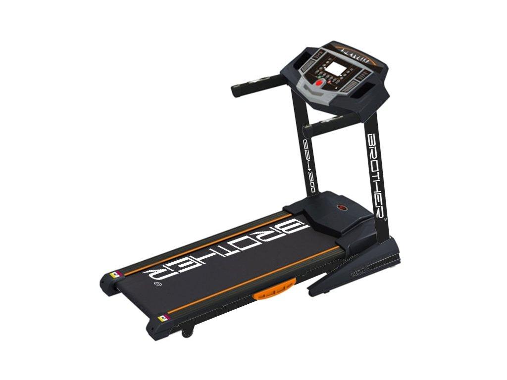 pás běžecký ACRA se zdvihem GB4300