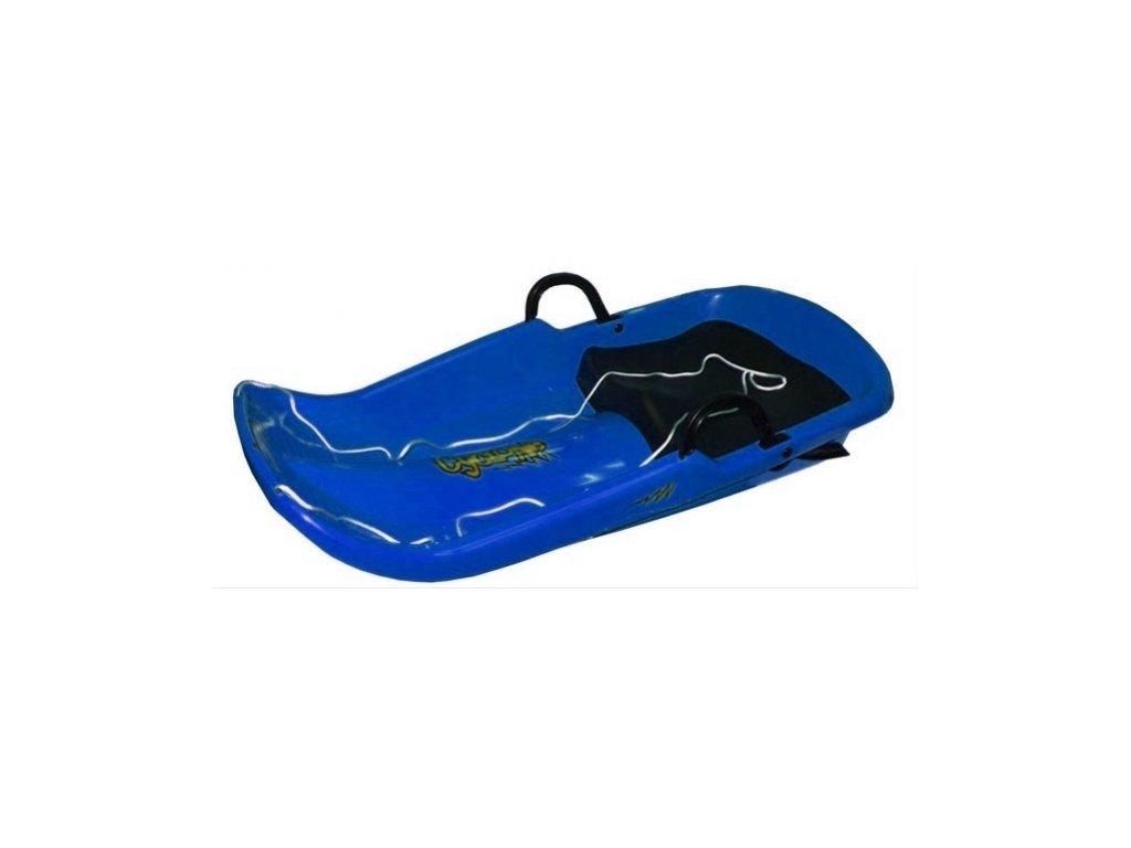 kluzák se sedátkem Cyclone modrý