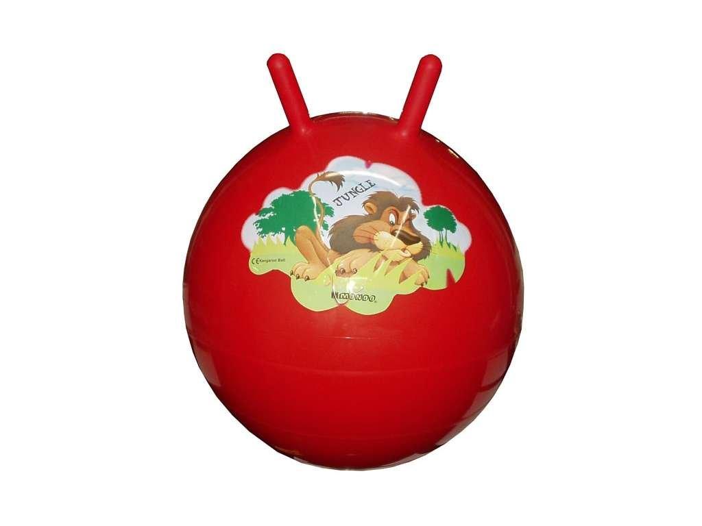 míč gymnastický Acra dětský Kangaroo 500mm