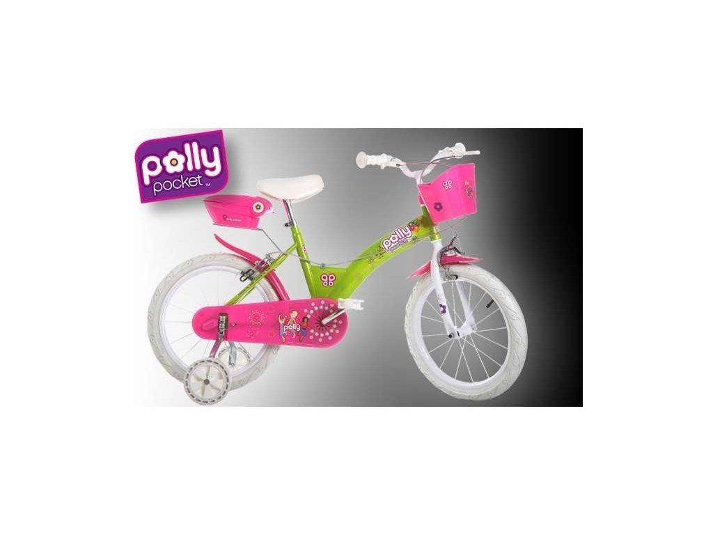"""dětské kolo Polly Pocket - 16"""""""