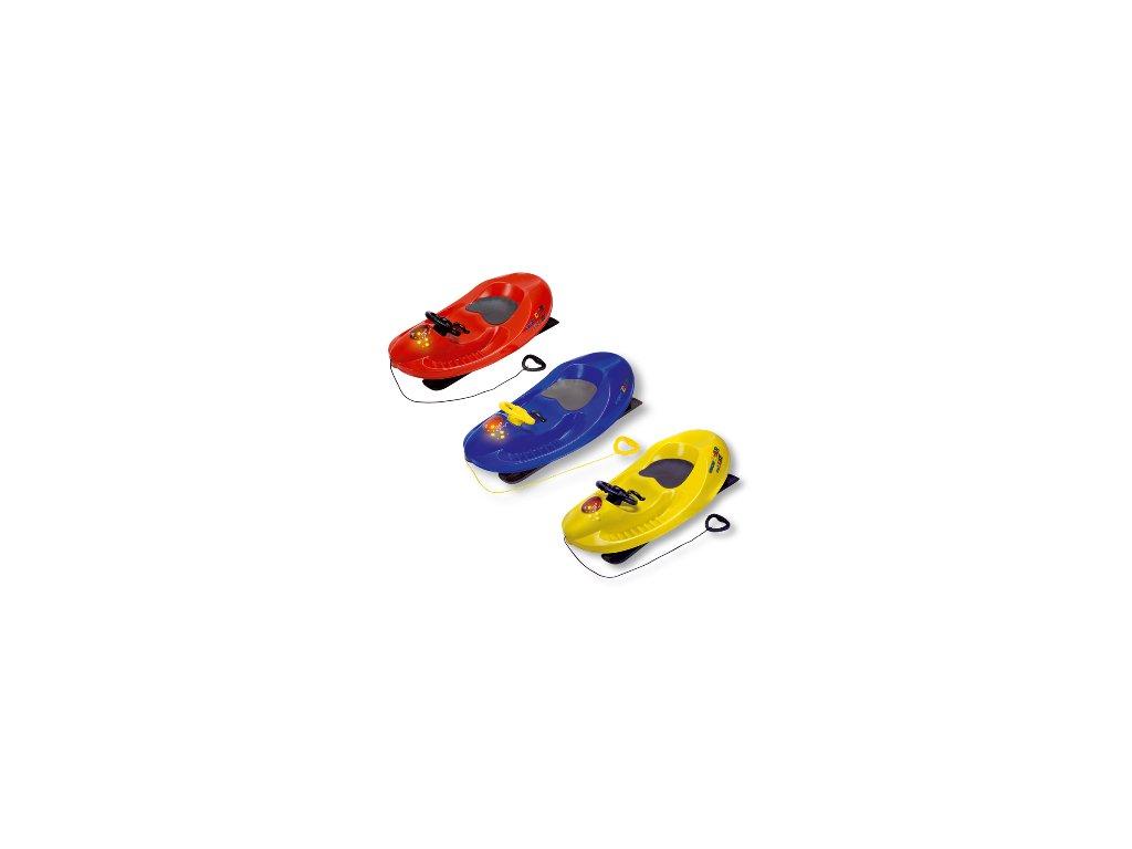 Dětské boby KHW Snow Car 4x4 de Luxe