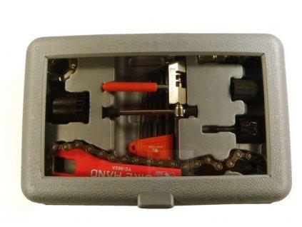klíče - kufr s nářadím 8ks
