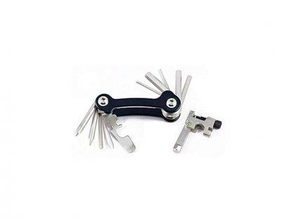 klíče multi 4RACE 17F-nýtovač černý