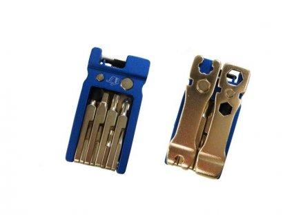klíče multi 4RACE 19F (Varianta modrý)