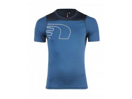 ICONIC pánské kompresní běžecké tričko NEWLINE 11592-668 (Velikost XXL)