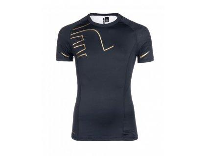 ICONIC pánské kompresní běžecké tričko NEWLINE 11594-110 (Velikost XXL)