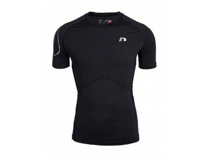 ICONIC pánské kompresní běžecké tričko NEWLINE 11796-060 (Velikost XXL)