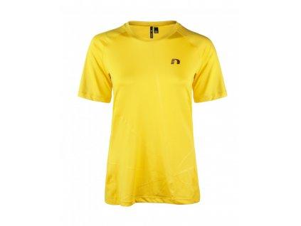 IMOTION dámské běžecké tričko NEWLINE 10754-322 (Velikost XL)