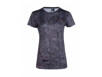 IMOTION dámské běžecké tričko NEWLINE 10809-309 (Velikost XL)
