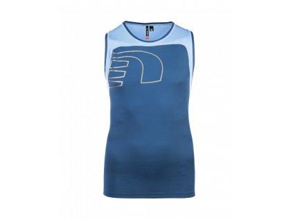 IMOTION pánské běžecké tričko NEWLINE 11563-668 (Velikost 3XL)