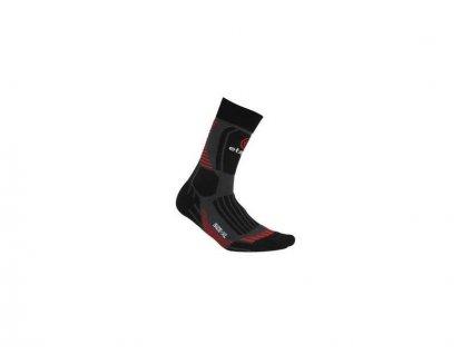 Ponožky Cross 2011 (Varianta červená XL(44-47))