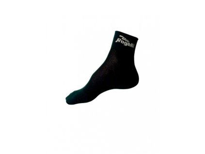Rogelli  ponožky EVERYDAY černé (Varianta velikost XXL)