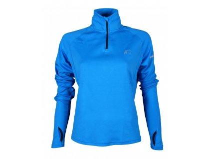 BASE dámská běžecká mikina NEWLINE thermal sweater 13077-016 (Velikost XL)