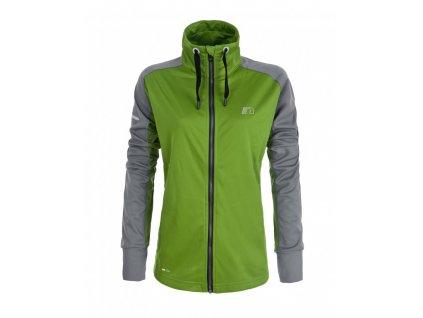 BASE dámská běžecká mikina NEWLINE warm up 13310-018 (Velikost XL)