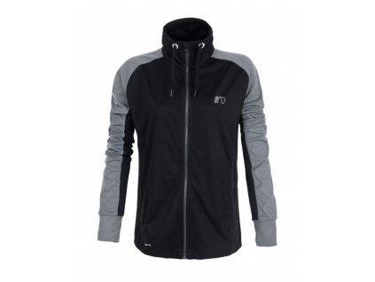 BASE dámská běžecká mikina NEWLINE warm up 13310-060 (Velikost XL)