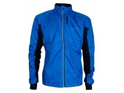 BASE pánská běžecká bunda NEWLINE cross jkt 14119-016 (Velikost XXL)