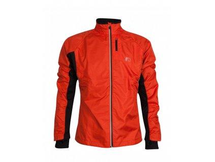 BASE pánská běžecká bunda NEWLINE cross jkt 14119-017 (Velikost XXL)