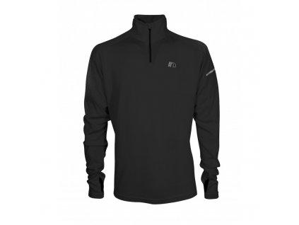 BASE pánská běžecká mikina NEWLINE thermal sweater 14077-060 (Velikost XXL)