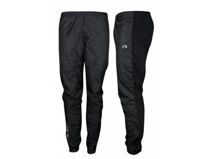 BASE pánské běžecké kalhoty NEWLINE cross pants 14105-060 (Velikost XXL)