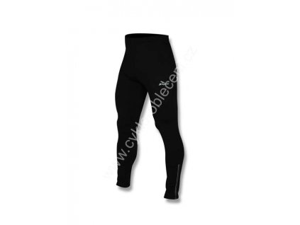 Běžecké kalhoty zateplené - Rogelli BANKS, černé (Varianta XXL)