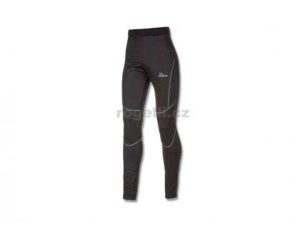Běžecké membránové kalhoty Rogelli RIBERA, černé (Varianta 3XL)