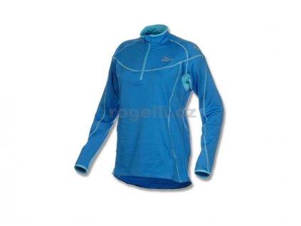 Dámská sportovní mikina Rogelli HIROKO, modrá (Varianta XXL)