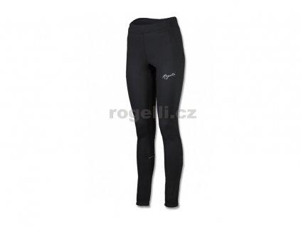 Dámské běžecké kalhoty Rogelli ESTA, černé (Varianta XXL)