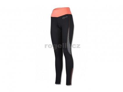 Dámské běžecké kalhoty Rogelli MAREA, černé (Varianta XXL)