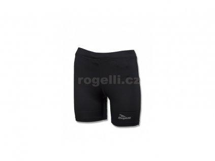 Dámské běžecké kraťasy Rogelli MULGA, černé (Varianta XXL)