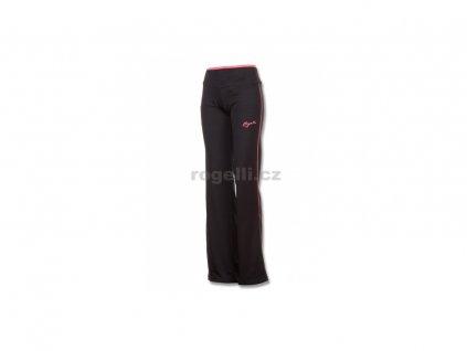 Dámské fitness kalhoty Rogelli FRANCA, černé (Varianta velikost XXL)