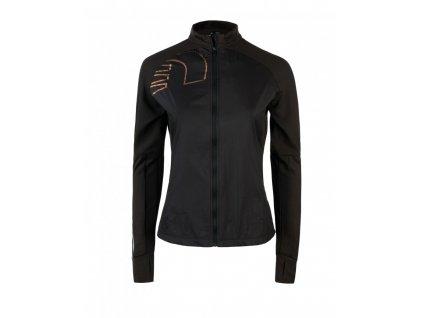 ICONIC dámská běžecká bunda NEWLINE 10493-063 (Velikost XL)