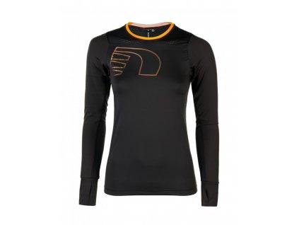 ICONIC dámske kompresní běžecké triko NEWLINE 10424-063 (Velikost XXL)