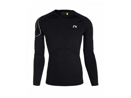 ICONIC pánské kompresní běžecké triko NEWLINE 11795-060 (Velikost XXL)