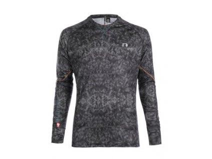 IMOTION pánské běžecké tričko NEWLINE 11334-617 (Velikost 3XL)