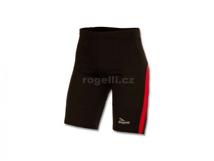 Kraťasy Rogelli DIXON, černo-červené (Varianta XXL)