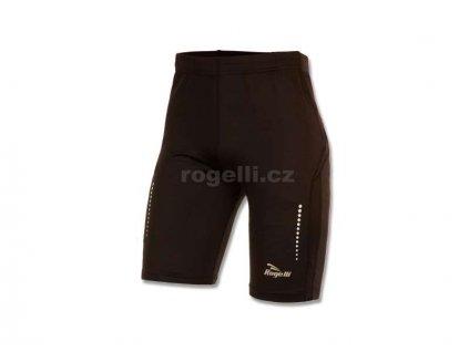 kraťasy Rogelli HADES, černé (Varianta XXL)