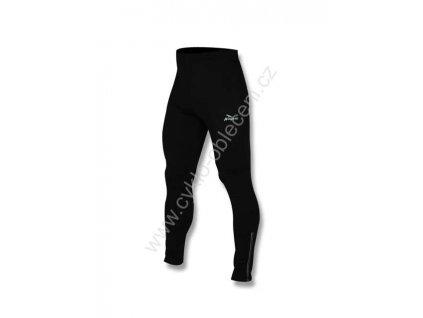 Rogelli pánské běžecké kalhoty BOONE, černé (Velikost L)