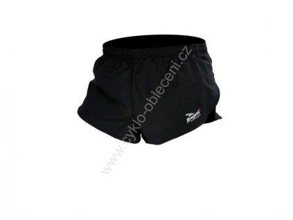 ROGELLI pánské volné běžecké šortky FIRENZE - černé (Varianta XXL)