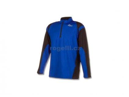 Sportovní mikina Rogelli DILLON, modro-černá (Varianta XXL)