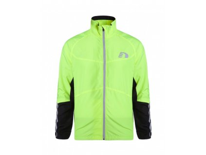 VISIO pánská reflexní běžecká bunda NEWLINE 14008-090 (Velikost 3XL)