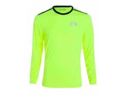 VISIO pánské reflexní běžecké triko 14316-090 (Velikost XXL)